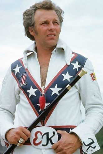 Evel Knievel Motorcycle Jacket