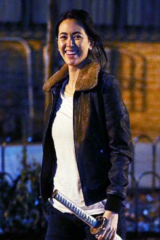 Colleen Wing The Defenders Stylish Jacket