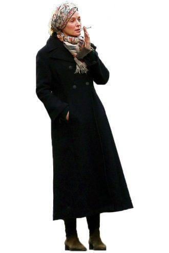 Uma-Thurman-Double-Breasted-Trench-Coat