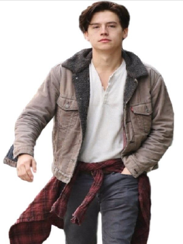 Cole Sprouse Riverdale Shearling Jacket