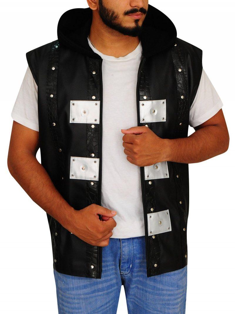 TNA AJ Styles Phenomenal Hoodie Vest