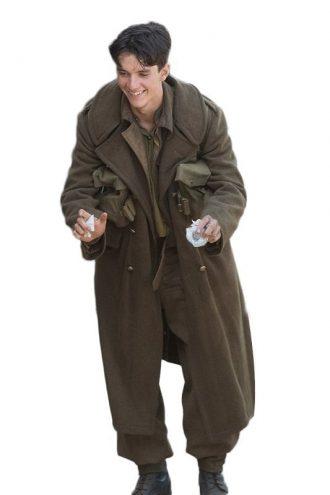 Dunkirk Shivering Soldier Coat