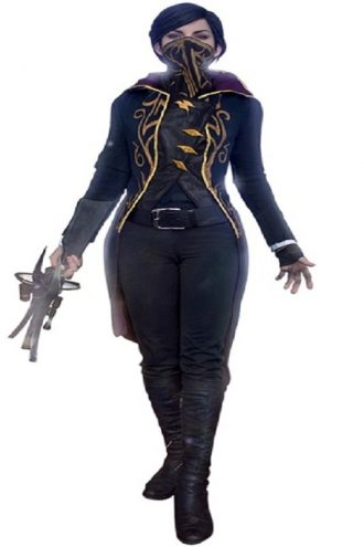 Emily Kaldwin Dishonored 2 Coat