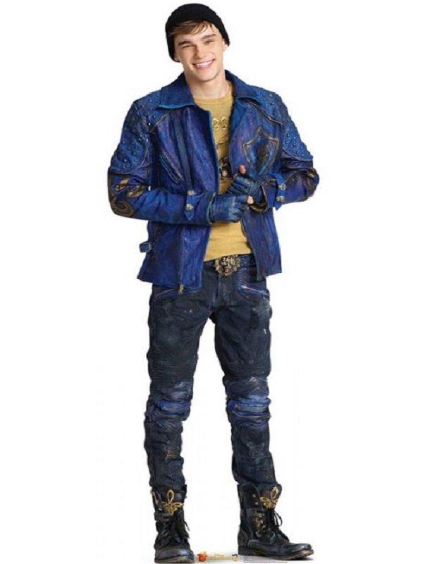 King Ben Descendants 2 Cosplay Jacket