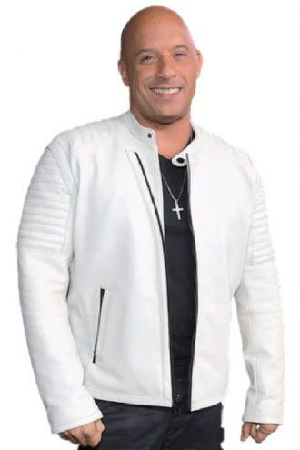 Vin Diesel xXx Premier Biker Jacket