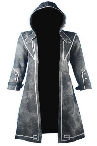 Dishonored Corvo Attano Leather Coat