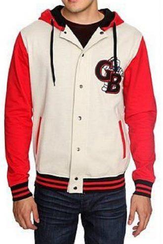 Ghostbusters Logo Varsity Jacket
