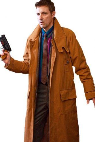 Harrison Ford Blade Runner Long Coat