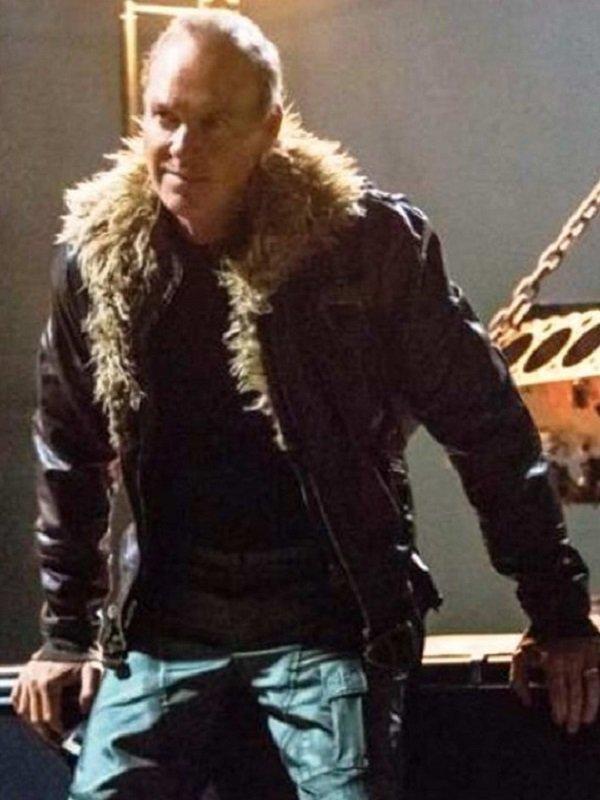 Michael Keaton Spiderman Jacket