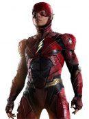 Barry Allen Flash Justice League Jacket