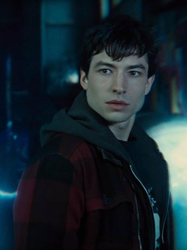 The Flash Justice League Stylish Jacket