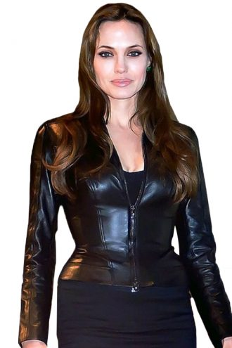 Actress-Angelina-Jolie-Leather-Jacket