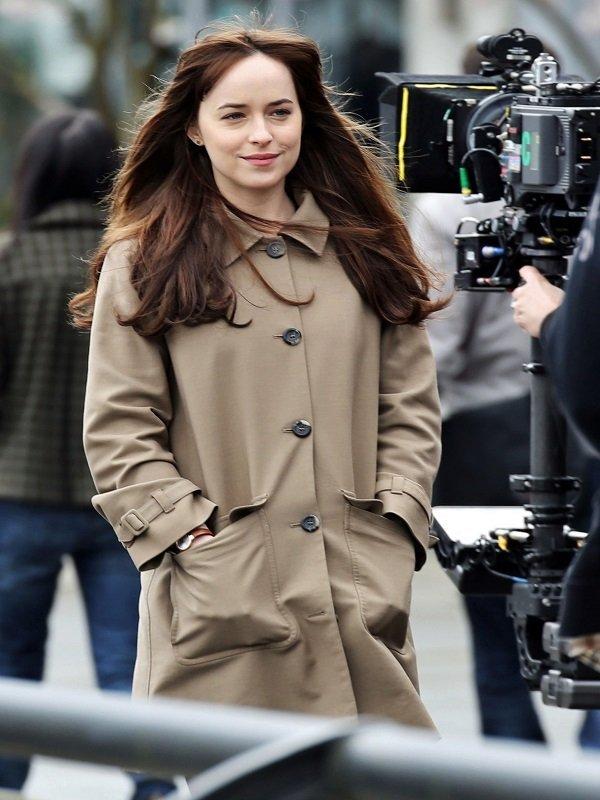 Fifty Shades Anastasia Steele Coat