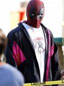 Deadpool 2 Ryan Reynolds Track Jacket