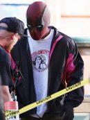 Ryan Reynolds Deadpool 2 Track Jacket