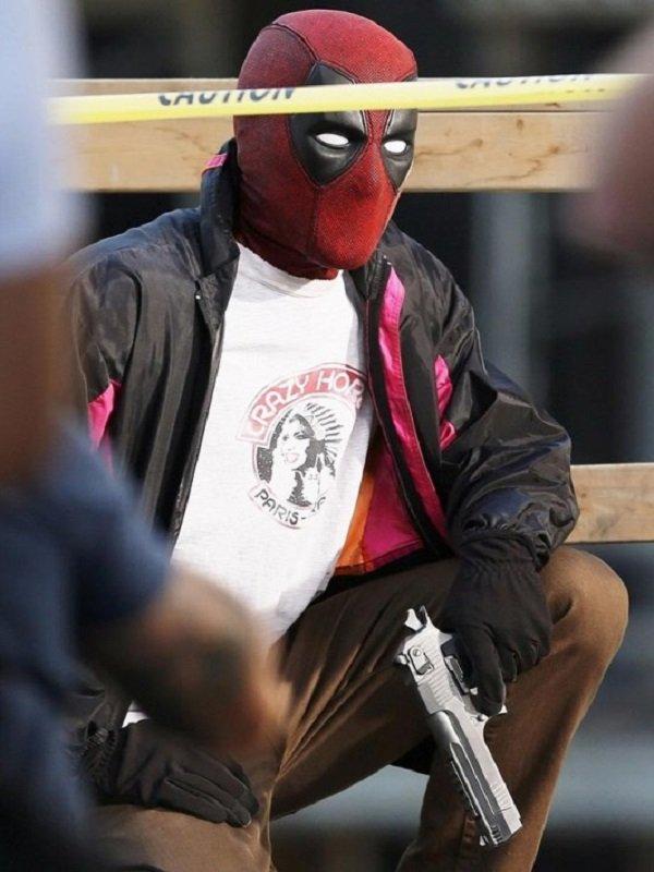 Deadpool 2 Wade Wilson Stylish Jacket