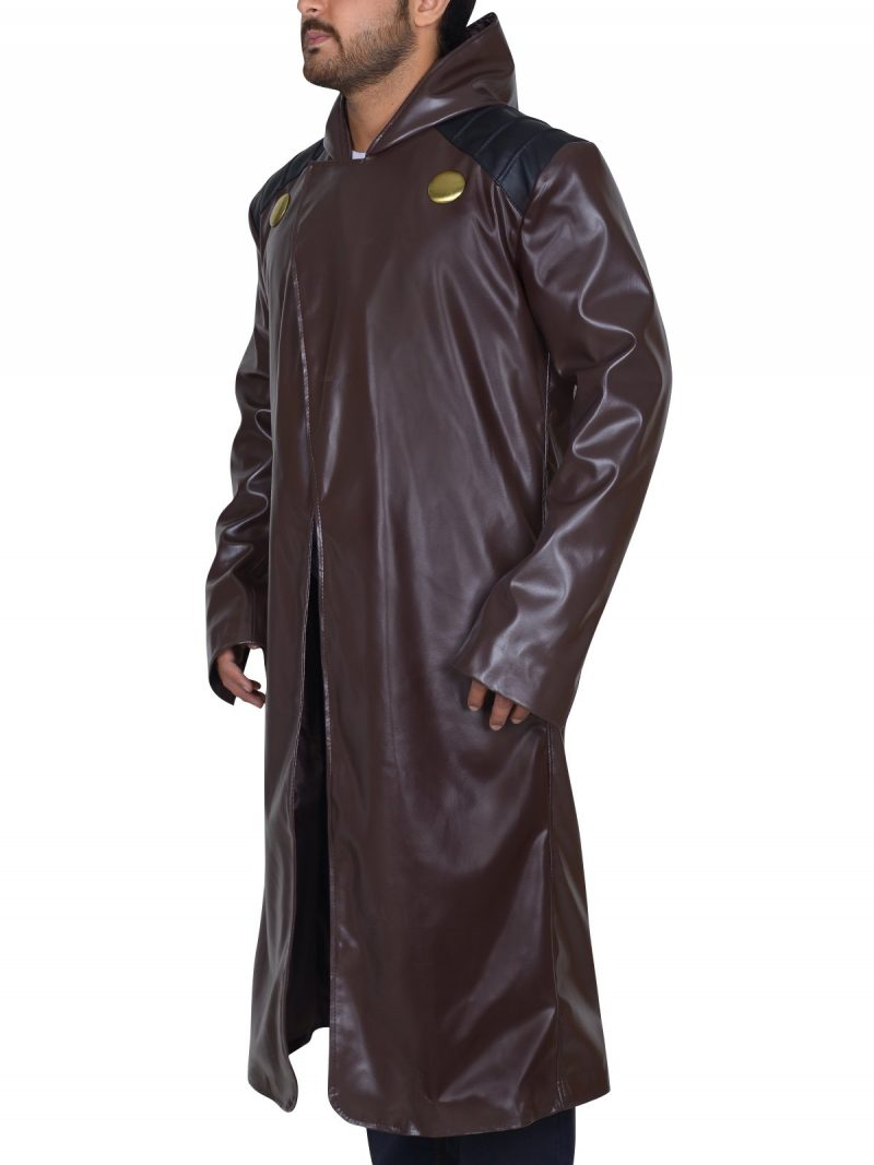 Fantastic Four Dr. Doom Trench Coat
