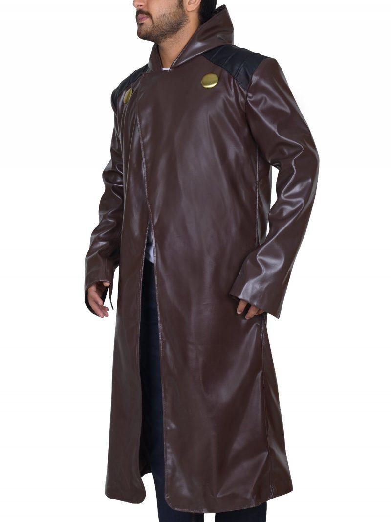 Fantastic Four Dr. Doom Hoodie Coat