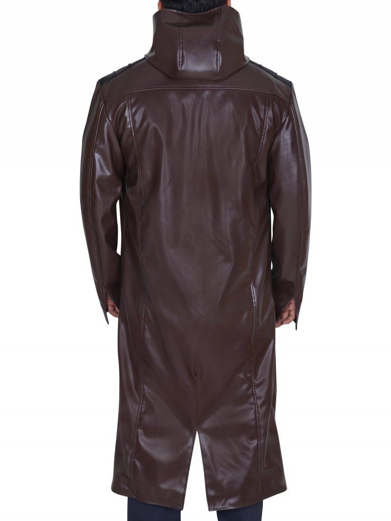 Dr. Doom Fantastic Four Cosplay Coat