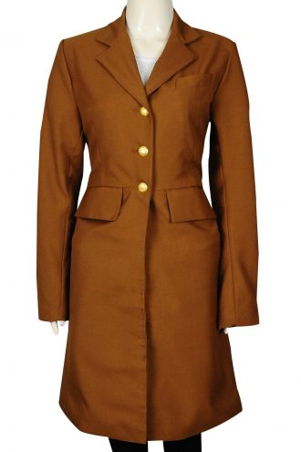 Hell on Wheels Lily Bell Coat