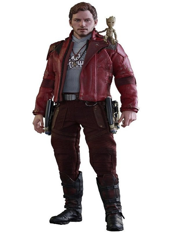 Chris Pratt Galaxy Vol 2 Cosplay Jacket