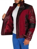 Star-Lord Costume Leather Jacket