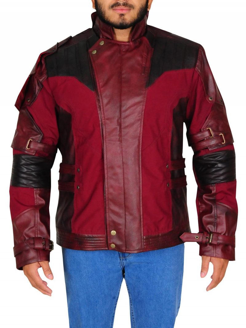 Star-Lord Cosplay Jacket