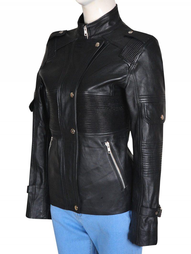 Dr Helen Magnus Sanctuary Black Jacket
