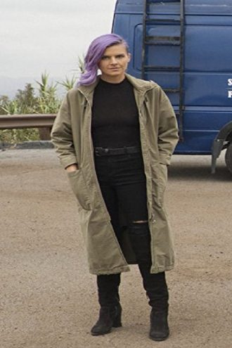 Future Man Series Eliza Coupe Coat