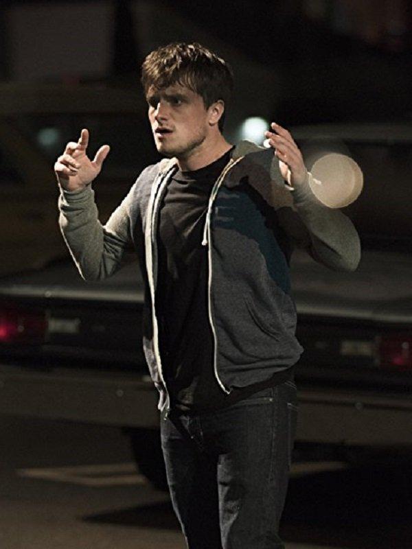 Future Man Josh Hutcherson Hoodie Jacket