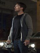 Josh Hutcherson Future Man Fleece Jacket
