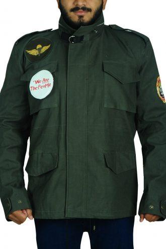 Robert De Niro Taxi Driver Jacket