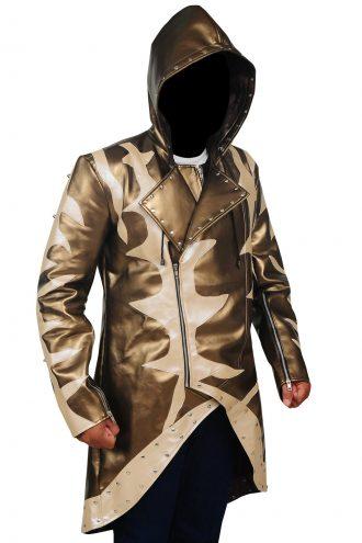 WWE Wrestler Goldust Hoodie Coat
