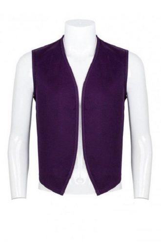Aladdin Cosplay Costume Unisex Vest