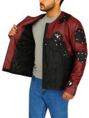 Atom Ray Palmer Cosplay Costume Jacket