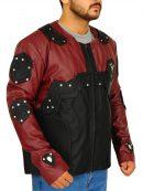 Atom Ray Palmer Cosplay Leather Jacket