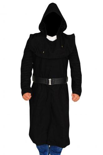 Adam Driver Force Awakens Kylo Ren Costume