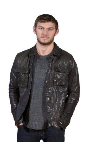 Alex Rider Leather Jacket