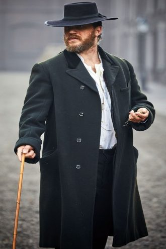TV Series Peaky Blinders Tom Hardy Coat