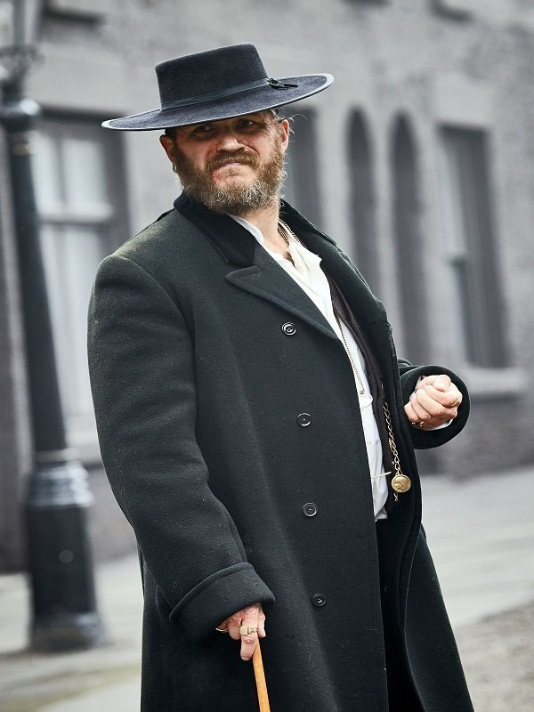 TV Series Peaky Blinders Alfie Solomons Coat