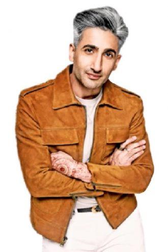 Netflix TV Series Queer Eye Tan France Jacket