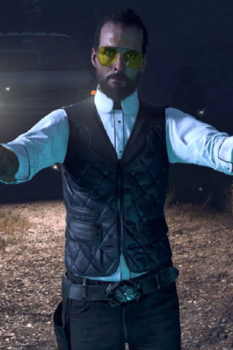 Far Cry 5 Joseph Seed Vest
