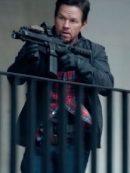 Mark Wahlberg Mile 22 Cotton Jacket