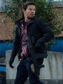 Mark Wahlberg Mile 22 Black Jacket
