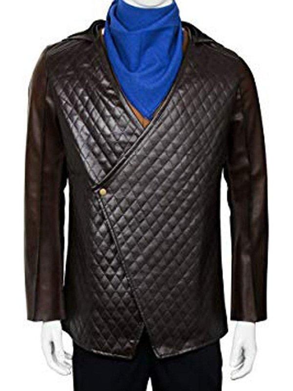 Robin Hood Cosplay Leather Jacket