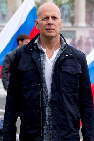 Movie A Good Day to Die Hard Bruce Willis Jacket