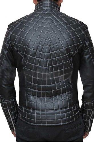 Marvel Venom Cosplay Leather Jacket