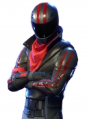 Fortnite Online Game skins Burnout Cosplay Jacket