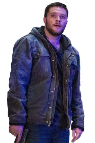 Jack Reynor Movie Kin Stylish Jacket