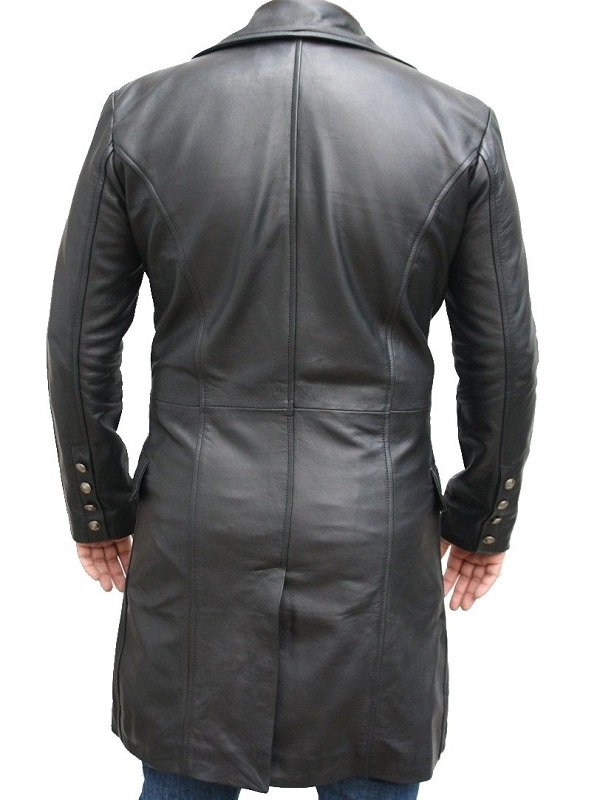 The Demon Barber of Fleet Street Johnny Depp Coat